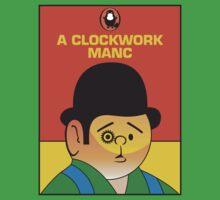 A Clockwork Manc Kids Tee