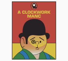 A Clockwork Manc Kids Tee
