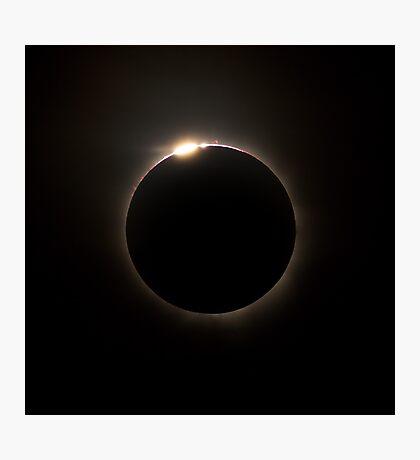 Solar Eclipse 2012 Photographic Print