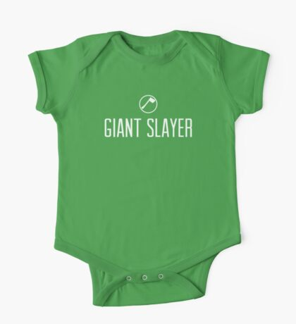 Giant Slayer One Piece - Short Sleeve