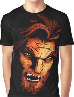 Big Bad Wolf Graphic T-Shirt