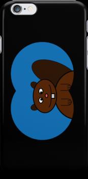 Spot the Beaver by dwillanski