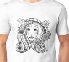 Marahangia - To Breathe Garden Air Unisex T-Shirt