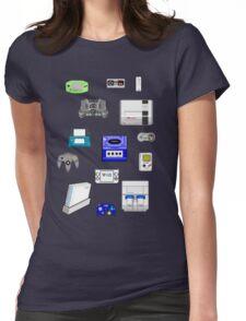 NEStalgia Womens Fitted T-Shirt