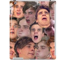 Joe Sugg Faces iPad Case/Skin
