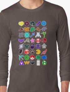 Super Smash Long Sleeve T-Shirt