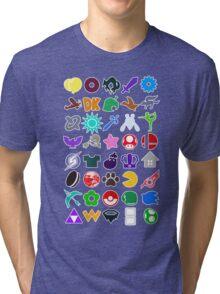 Super Smash Tri-blend T-Shirt
