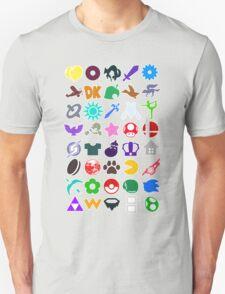 Super Smash Unisex T-Shirt