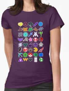 Super Smash Womens Fitted T-Shirt