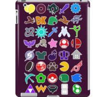 Super Smash iPad Case/Skin