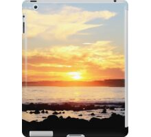 Sunsetting iPad Case/Skin