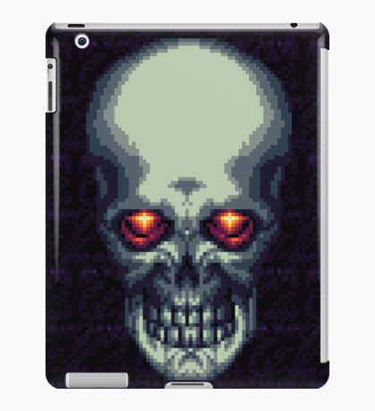 Dungeons and Death iPad Case/Skin
