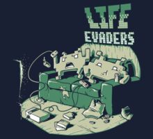 Life Evaders Kids Tee