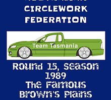 ACF Browns Plains Mud bash by aughtie