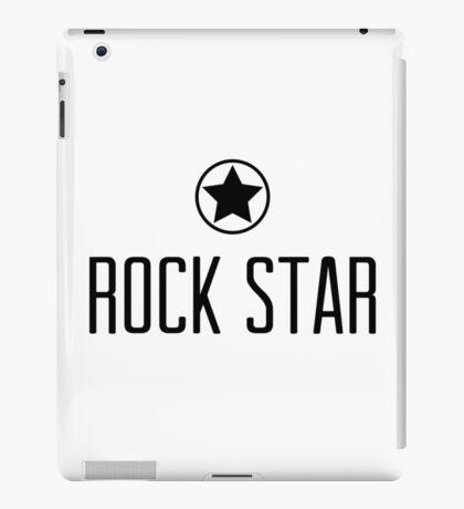 Rock Star iPad Case/Skin