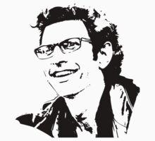 Jeff Goldblum by Thomas Jarry