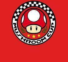 Mushroom Cup Unisex T-Shirt