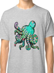Funky Octopus Classic T-Shirt