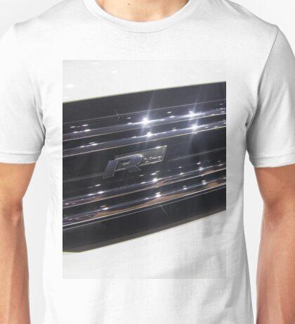 Volkswagen Tiguan R-Line front [ Print & iPad / iPod / iPhone Case ] Unisex T-Shirt