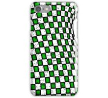 Checkered Case 1 iPhone Case/Skin