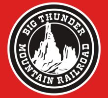 Hero Big Thunder Mountain With Black Logo by AngrySaint