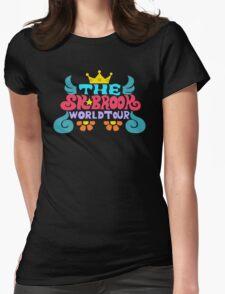 Soulking Tour Shirt Womens Fitted T-Shirt