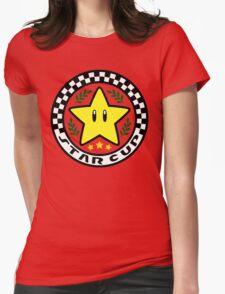 Star Cup Womens Fitted T-Shirt