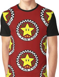 Star Cup Graphic T-Shirt