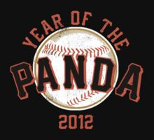 "VICT San Francisco ""Year of The Panda"" Kids Clothes"