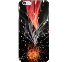 Firework Trail iPhone Case/Skin