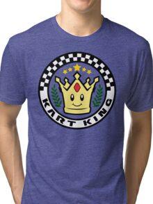 Kart King Tri-blend T-Shirt