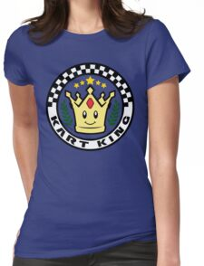 Kart King Womens Fitted T-Shirt