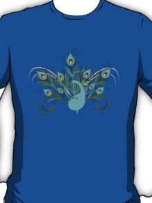 Just a Peacock - Tee T-Shirt