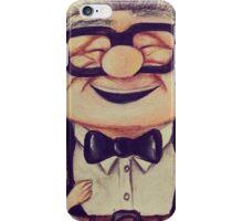 Carl Kiss iPhone Case/Skin