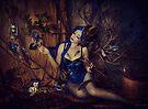 Blue Jay by Himitsuhana