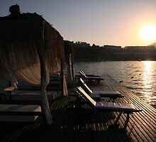 Sunrise Jetty Loungers by Simon West