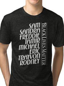 Black Lives Matter (NO PROFIT TAKEN!) Tri-blend T-Shirt