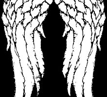 Daryl Dixon's Wings by Cotza