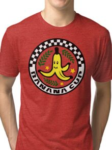 Banana Cup Tri-blend T-Shirt