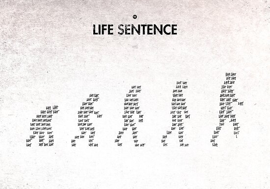 99 Steps of Progress - Life sentence by maentis