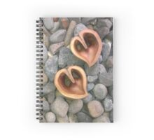 Southern Lake Love Spiral Notebook