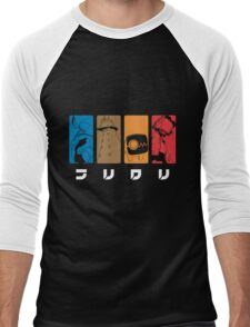 FLCL Men's Baseball ¾ T-Shirt