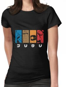 FLCL Womens Fitted T-Shirt