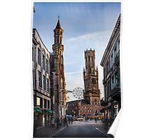 Belfry of Bruges Poster