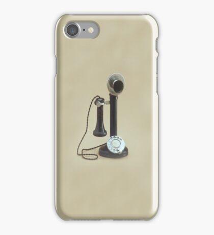 Candlestick Telephone iPhone Case iPhone Case/Skin