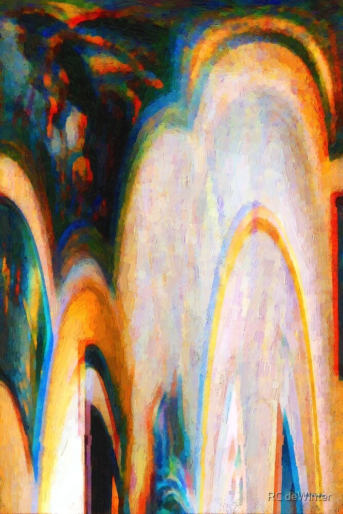 Madman's Cathedral by RC deWinter