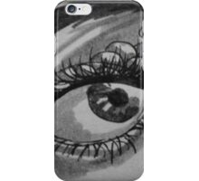Eye Scales iPhone Case/Skin
