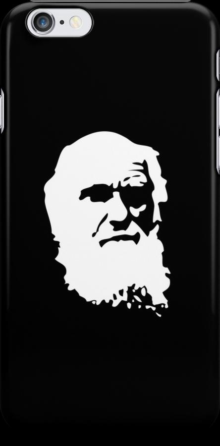 C. Darwin iPhone by Alopexlagopus