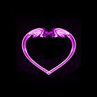 Love Smoke Pink by Steve Purnell