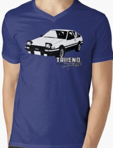 AE-86 Mens V-Neck T-Shirt